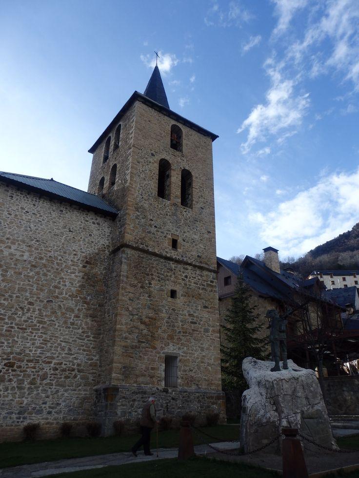Iglesia, Panticosa (Huesca)