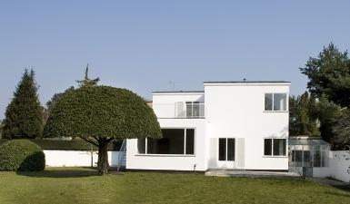 Arne Jacobsen, Villa, Gottfred Rodesvej, Ordrup, 1929