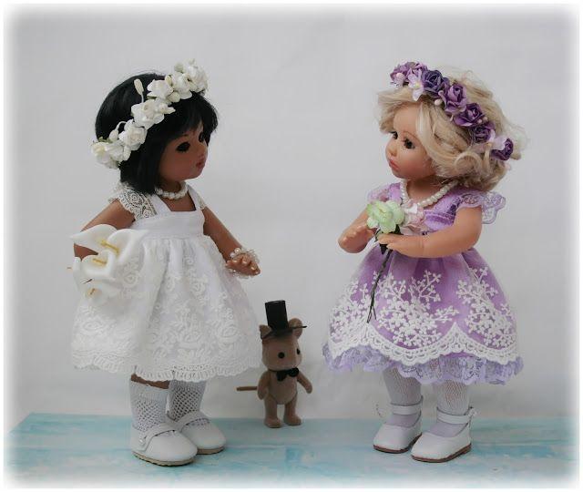 Дорога в мир волшебства и сказки...В мир прекрасный и загадочный...В мир кукол!: Даже хулиганки мечтают стать принцессами :)