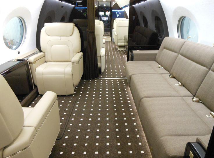 Interior Gulfstream 650er Gulfstream650er Privatejet