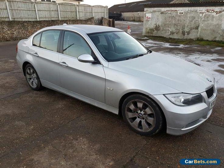 2007 BMW 325I SE SILVER #bmw #325ise #forsale #unitedkingdom