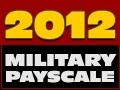 2012 Military Pay Scale Chart for US Army, Navy, Air Force and Marines. Rank charts