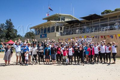 All the team at Westernport Yacht Club