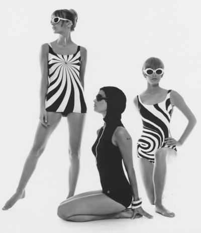 pjmix:    Op Art-bathing suits Hamburg 1966 (via ana_lee: F.C. Gundlach. Vol. 2.)
