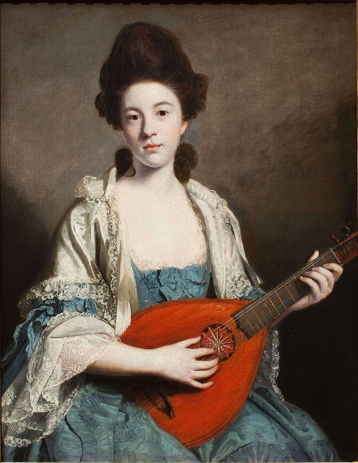 Sir Joshua Reynolds - Portrait of Mrs. Froude.jpg