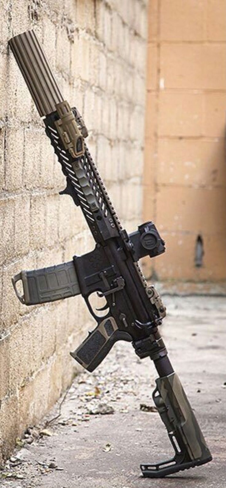 AR-15 5.56/.223 Rifle **Commander Cody**