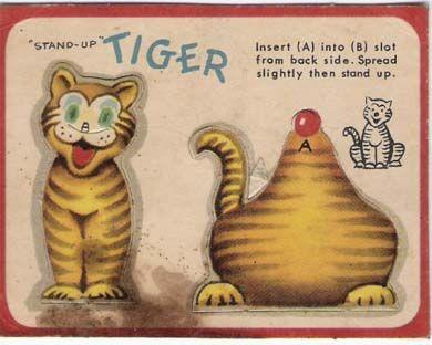 C. Carey Cloud - Stand-Up Tiger