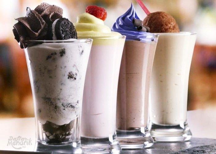 Resep Praktis Sarapan Pagi Milkshake
