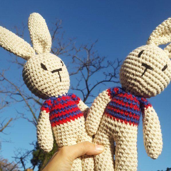"""49 Likes, 1 Comments - La Pajara Pinta (@lapajarapintatejidos) on Instagram: """"Salio el sol!!! Nos abrigamos y a pasear! 🌞🤗🤗 #crochet #craft #lapajarapinta #hechoamano…"""""""