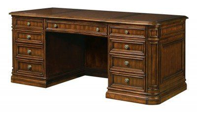 Sligh Furniture Winchester Pedestal Desk by Sligh Furniture. $2277.00