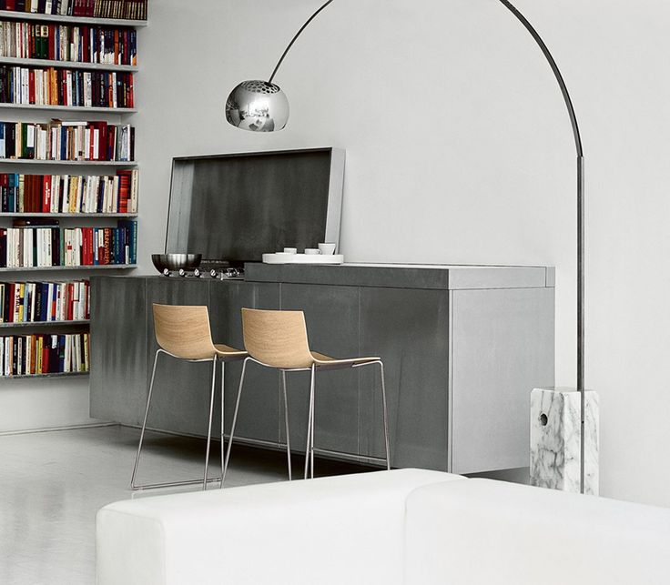 119 best Arco lamp images on Pinterest | Living room, Living spaces ...