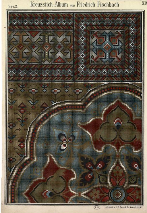 (1) Gallery.ru / Фото #4 - Восточные ковры - paradisea