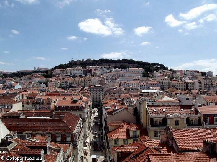 Elevador de Santa Justa - Lisbonne