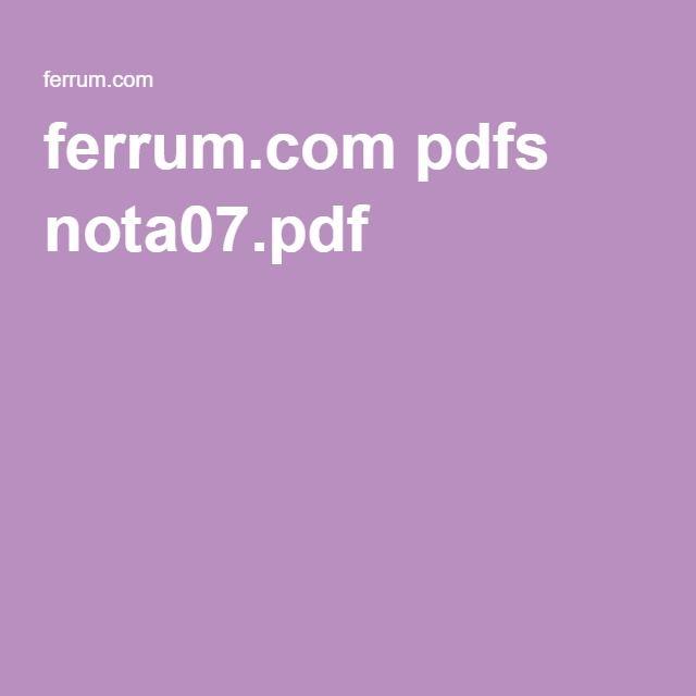 ferrum.com pdfs nota07.pdf