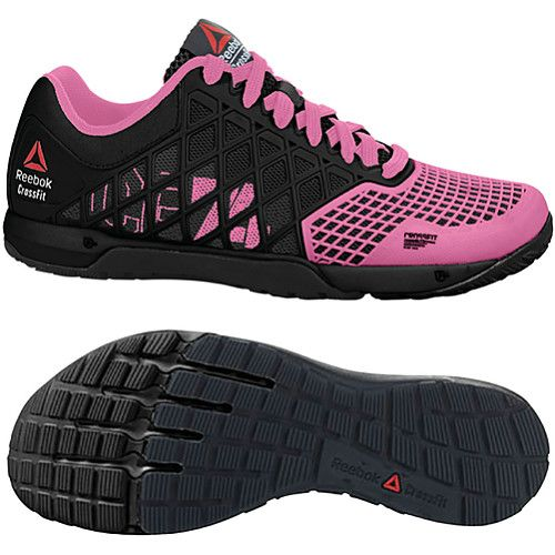 REEBOK Women's CrossFit Nano 4.0 Cross-Training Shoes. I would love to have these!