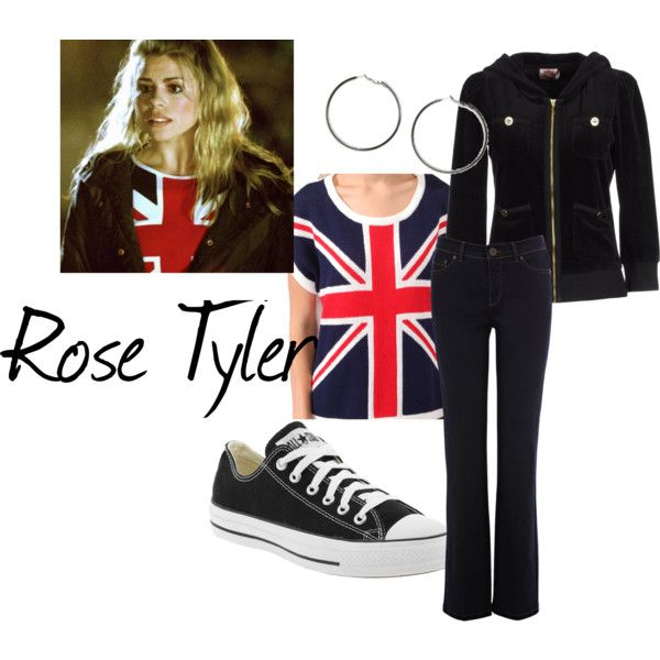 """""""Rose Tyler - The Empty Child"""" by alexis-cece on Polyvore"""