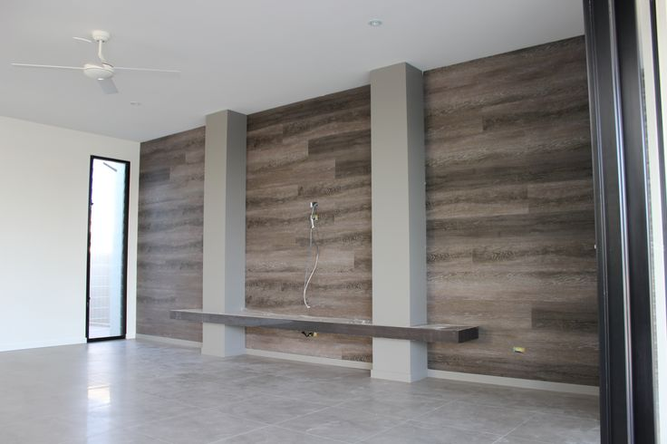 Floors and even Walls by Evolved Luxury Floors!