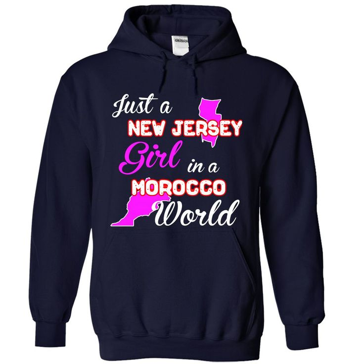 New Jersey-Morocco Girl