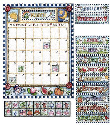 calendar creat