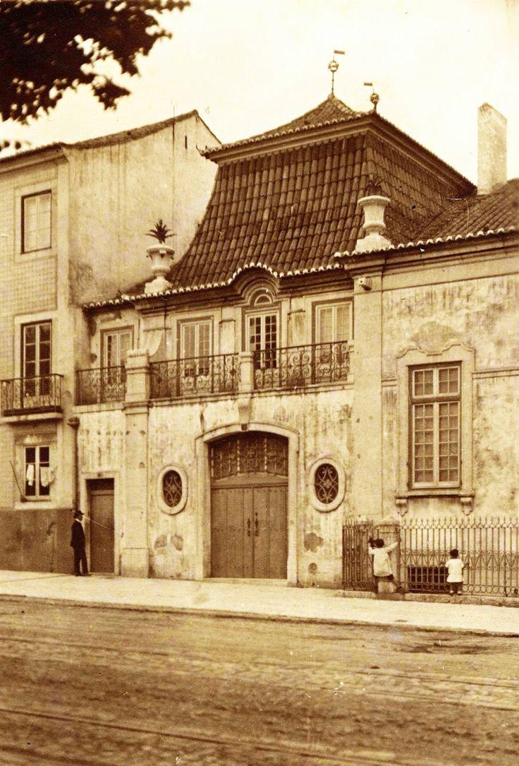 Rua da Junqueira, 1924