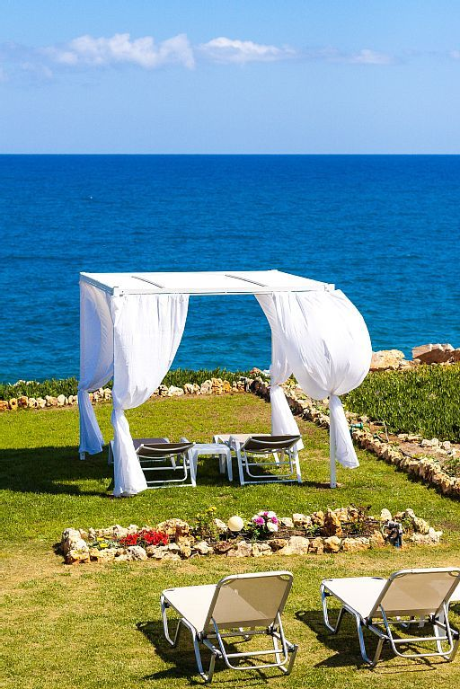 Panormos house rental - The area is really peaceful.