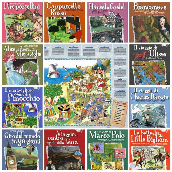 LeMilleunaMappa di Giralangolo EDT - Fiabe e romanzi per ragazzi