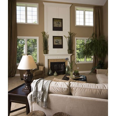 Sherwin williams latte living room color joiner living room pinterest latte for Sherwin williams latte exterior paint