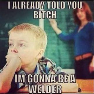 Welder Meme - Google Search