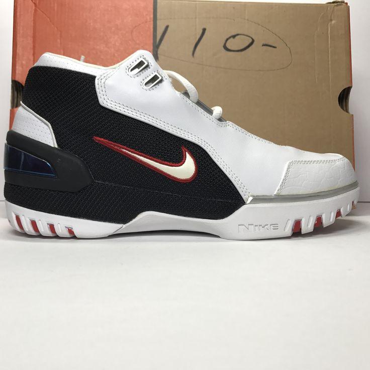 DS Nike Air Zoom Generation Lebron 1 2003 OG Size 8.5