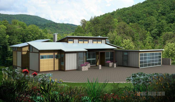 Georgia MHS villa