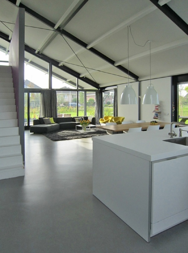 Kitchen Dining and Lounge COMBO