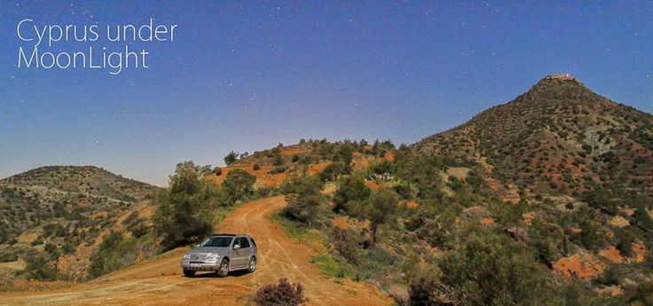 Moonlight in Cyprus