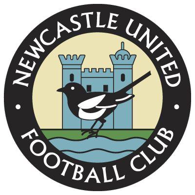 Newcastle United F.C. ~ 1892 _______________________________ St. James' Park ~ Newcastle England