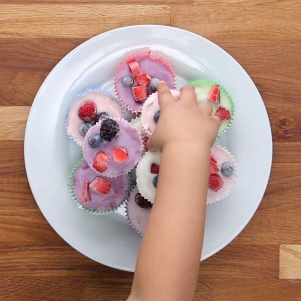 3 простых и вкусных рецепта для готовки с детьми — Полавкам