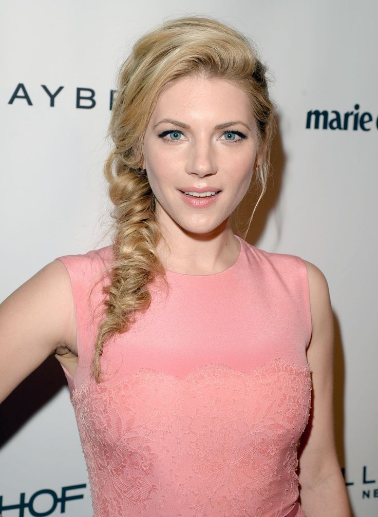 lagertha | KATHERYN WINNICK at Marie Claire Celebrates May Cover Stars in ...