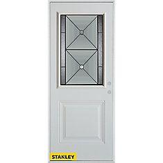 34 Inch X 80 Inch Bellochio Patina 1/2 Lite 1  · Entry DoorsEntrance Doors