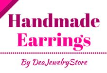 I changed my name! DeaJewelleryStore --> DeaJewelryStore