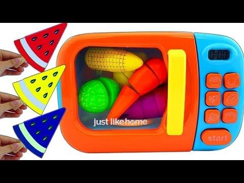 Learn names of Fruits and Vegetables in English Learn English for Kids Babies Children ( Part 5) - YouTube