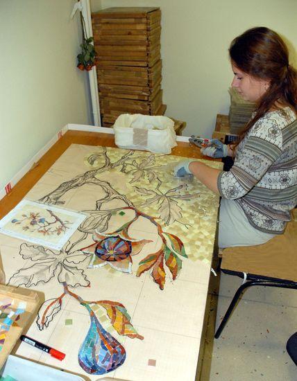 мозаика панно на стену своими руками: 11 тыс изображений найдено в Яндекс.Картинках