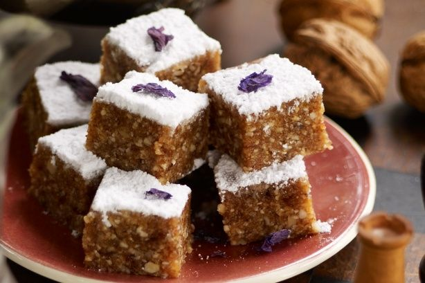 This easy sweet is the perfect sugar hit after a long and languid picnic lunch. Simply partner it with strong coffee.