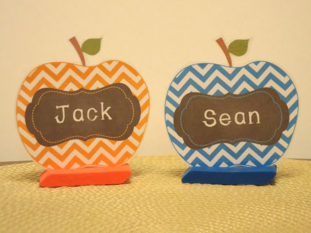 Super cute. Maybe I can  pre make & just make & add a label for name???