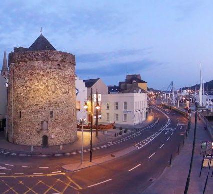 A Visit to Ireland's Oldest City, Waterford - European City Challenge #ECC2015