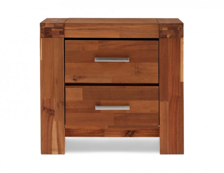 Philippe is a minimalist piece that adds a lot of dimension to the bedroom or living room, thanks to its multi-tonal slats created with a blend of solid acacia wood and acacia veneer. A perfect mix of  modern and rustic, this bedside table has two drawers, allowing you to hide clutter in style. Pack even more punch by pairing it with the other items of Structube's Philippe collection.