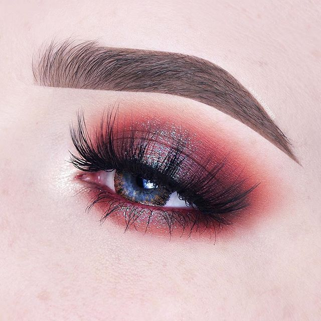 Spectacular WEBSTA anneloesdebets Obsessed with the new HudaBeauty Desert Dusk palette used another contact for