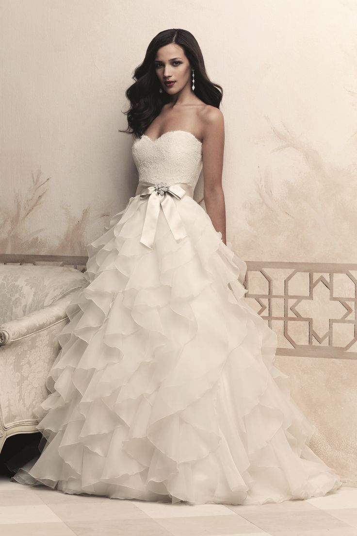Pretty ball gown
