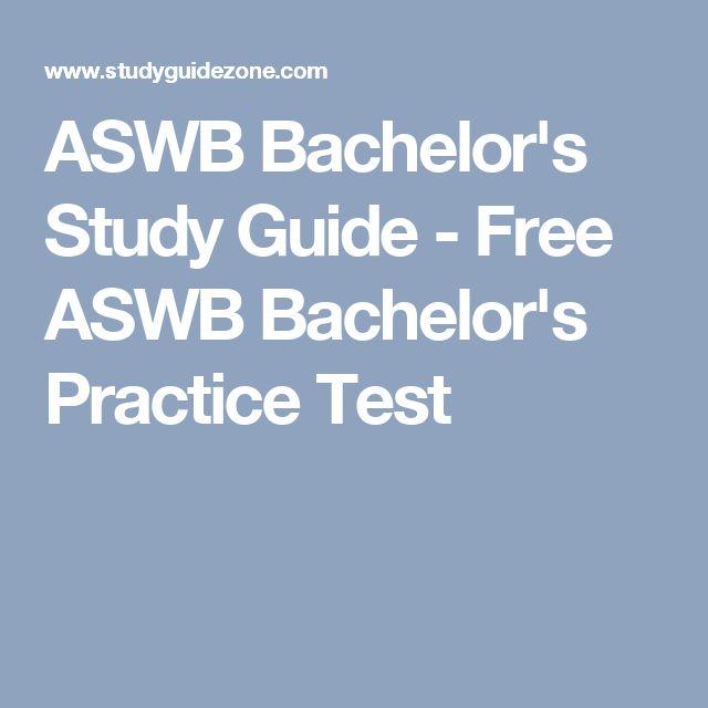 ASWB Bachelor's Study Guide - Free ASWB Bachelor's Practice Test