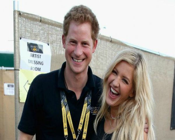 Prince Harry Ellie Goulding Dating? Couple Spotted Kissing! - http://www.morningledger.com/prince-harry-ellie-goulding-dating-couple-spotted-kissing/1378302/