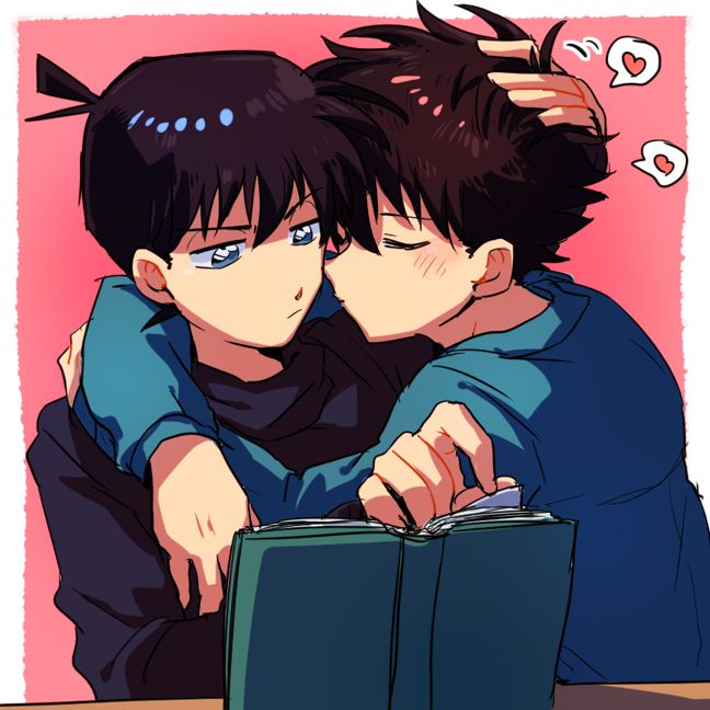 465 Best Images About Conan Kaito On Pinterest