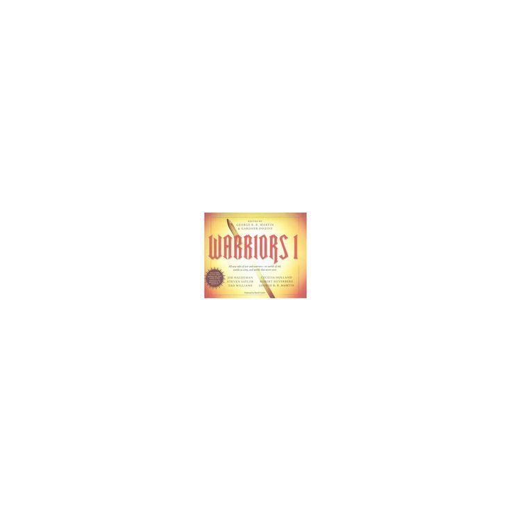 Warriors 1 (Unabridged) (CD/Spoken Word) (Joe Haldeman & Steven Saylor & Tad Williams)