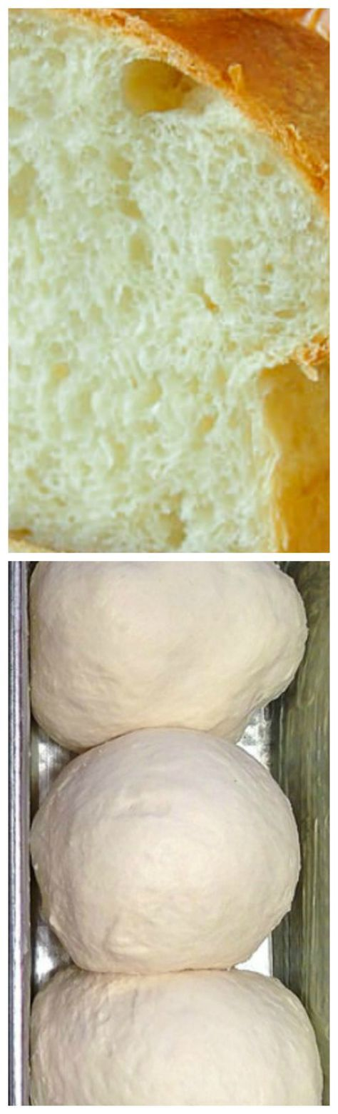 The Best Homemade White Bread ~ This recipe is well over 40 years old and turns put perfectly every time.